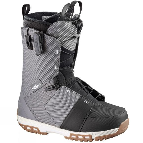 Salomon Men's Dialogue Snowboard Boots  Detroit/Black/White