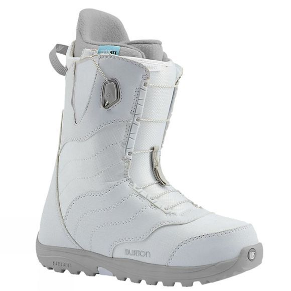 Burton Women's Mint Snowboard Boot White/Gray