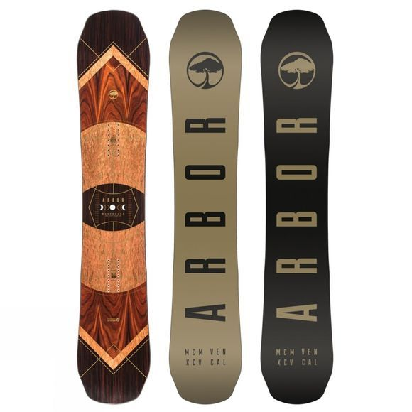 Men's Wasteland Snowboard