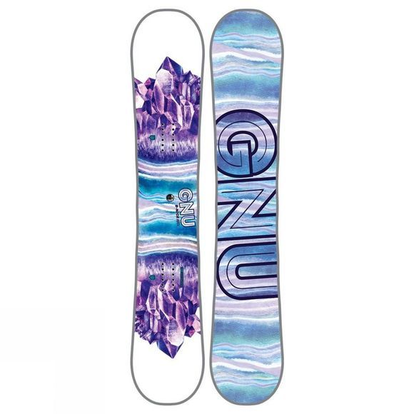 Gnu Women's B-Nice ASYM Snowboard  No Colour