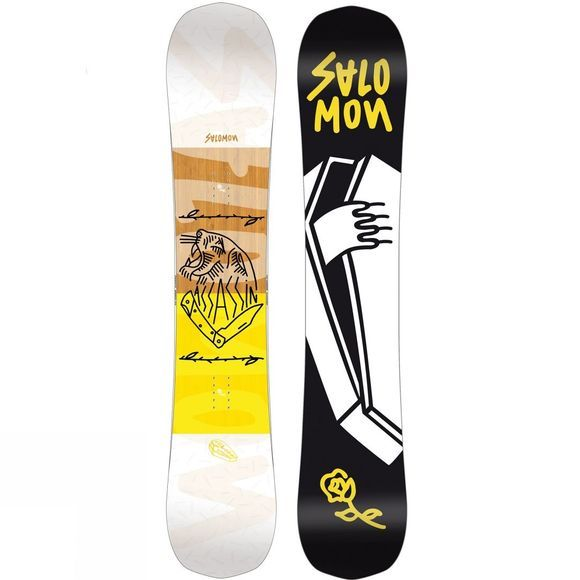 Assassin Snowboard - Wide