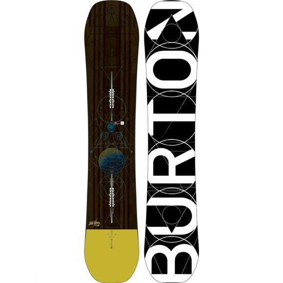 Mens Custom Snowboard