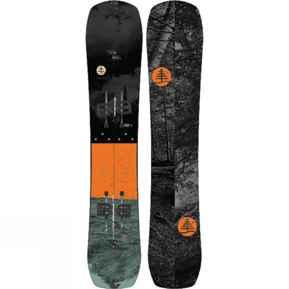 Mens Family Tree Dump Truck Split Snowboard