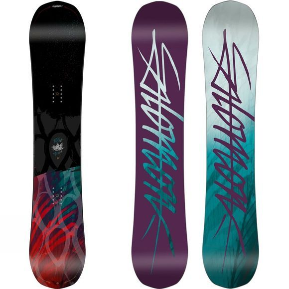 Womens Rumble Fish Snowboard