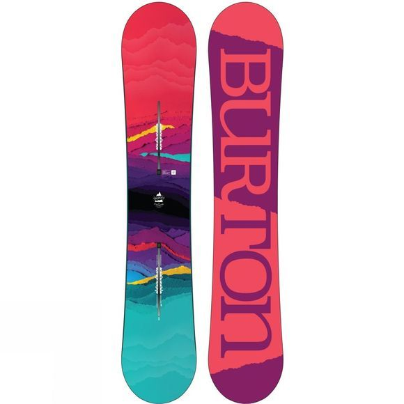 Womens Feelgood Flying V Snowboard