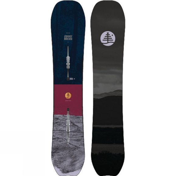 Womens Family Tree Story Board Snowboard