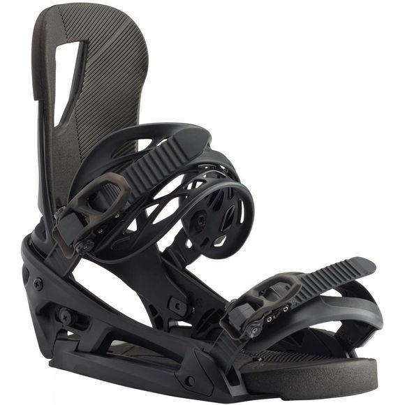 Burton Mens Cartel EST Snowboard Binding Black