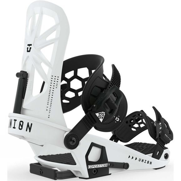 Union Mens Expedition 2.0 Splitboard Binding White