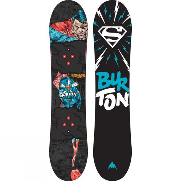 Boys DC Comics x Chopper Snowboard