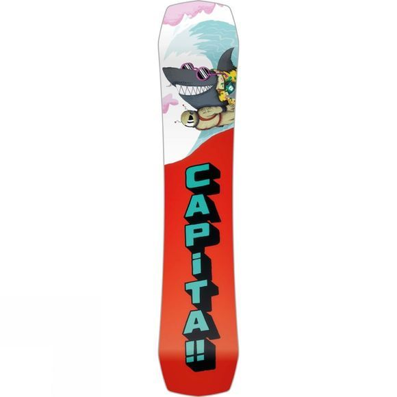 Capita Youth Children Of The Gnar Snowboard Red/Blue