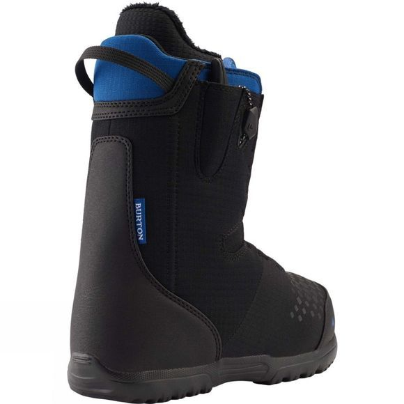 Burton Kids Concord Smalls Snowboard Boot Black / Blue