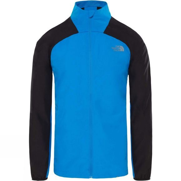 The North Face Mens Ambition Jacket Bomber Blue