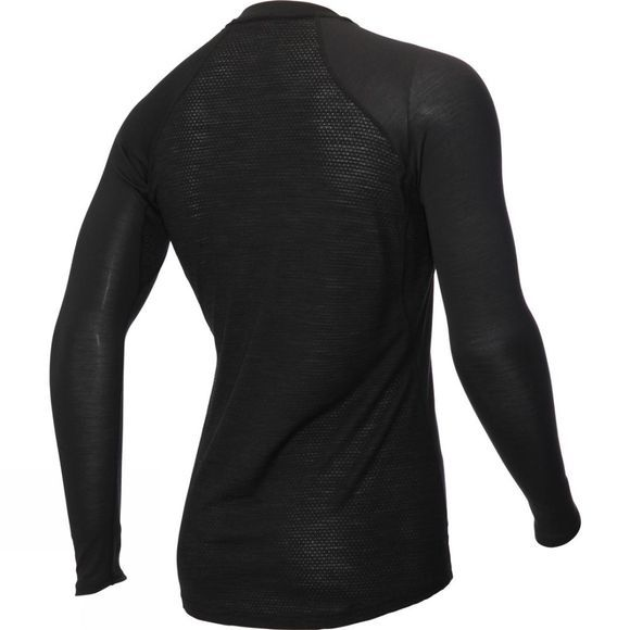 Inov-8 Mens AT/C Merino Long Sleeve Tee BLACK
