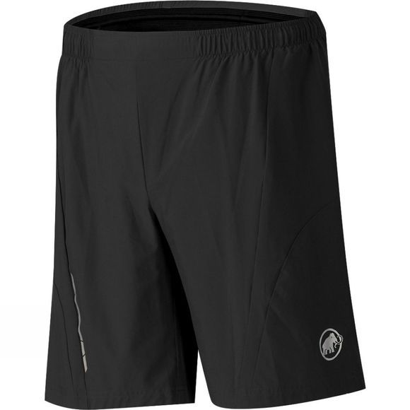 Mammut Mens MTR 141 Long Shorts Black