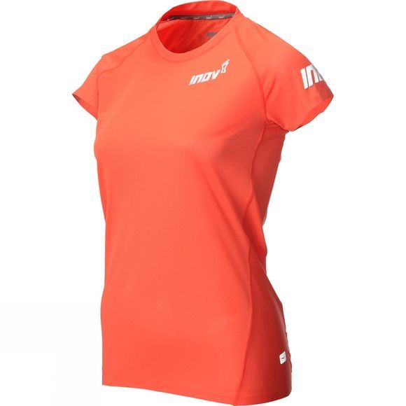 Inov-8 Womens At/C Base Layer Short Sleeve Coral