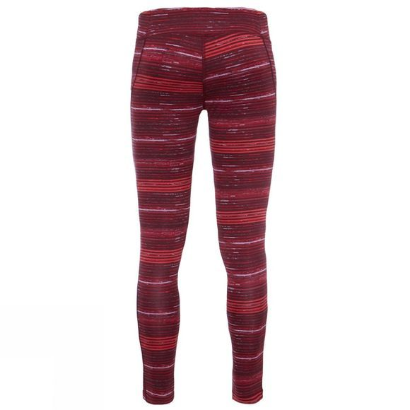 The North Face Women's Pulse Tight Deep Garnet Red