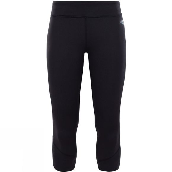 Womens Pulse Capri Tight