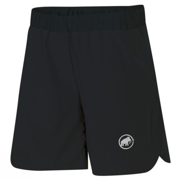 Mammut Women's MTR 141 Shorts - Long Black