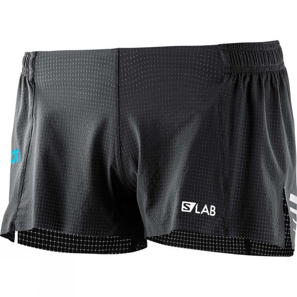 Salomon Womens S-Lab Short 3 Short Black