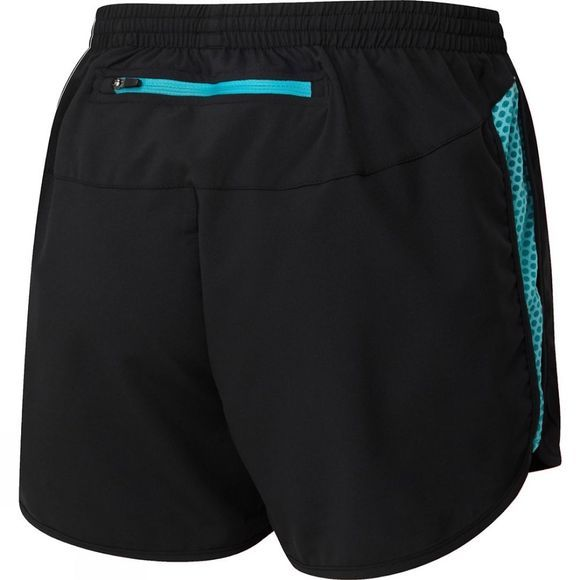 Ronhill Women's Momentum Glide Short Black/Peacock