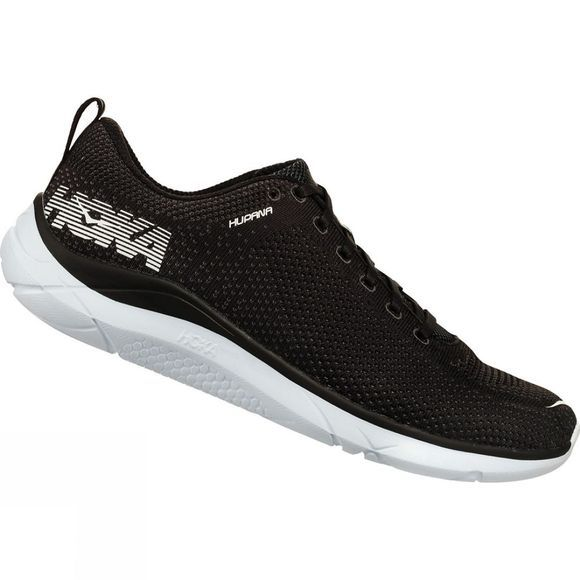 Hoka One One Mens Hupana Shoe Black / White