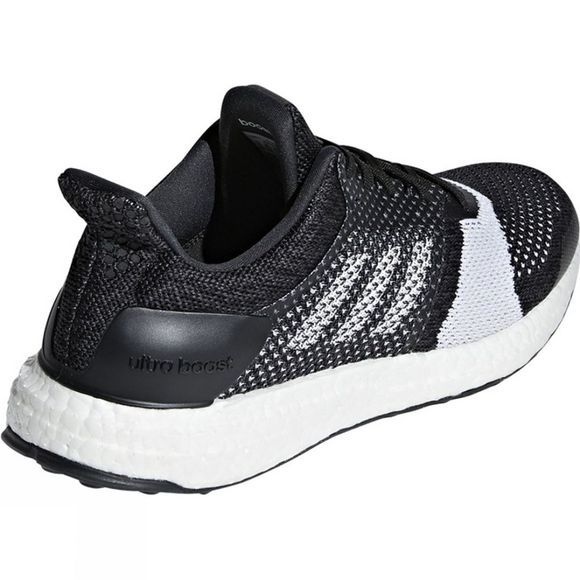 Adidas Mens Ultraboost ST core black/ftwr white/carbon