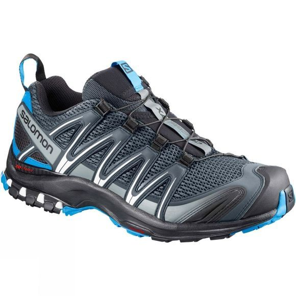 Salomon Men's XA Pro 3D Stormy Weather/Black/Hawaiian Surf