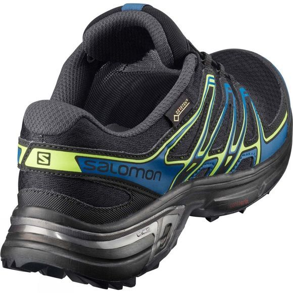 Salomon Mens Wings Flyte 2 GTX Shoe Night Sky/Snorkel Blue/Graphite