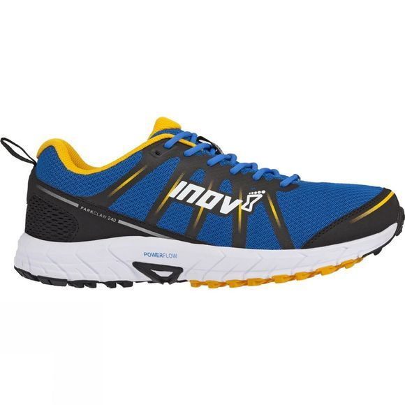 Inov-8 Mens Parkclaw 240 Shoe Blue/Yellow
