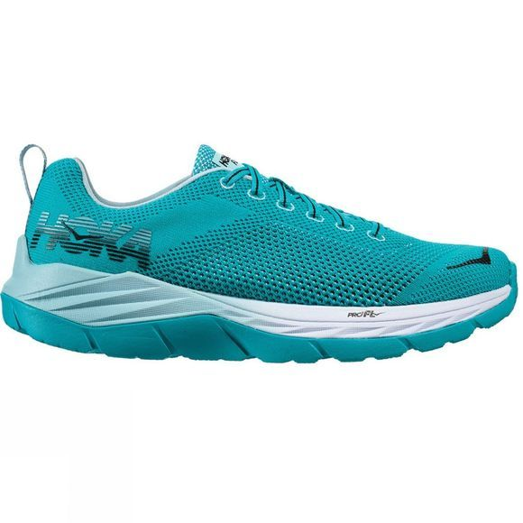 Hoka One One Womens Mach Bluebird / White