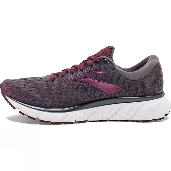 Brooks Women's Glycerin 17 Navy/Coral/White