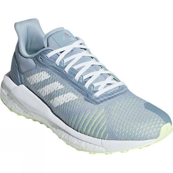 Adidas Womens Solar Drive St ASH GREY S18/ftwr white/hi-res yellow