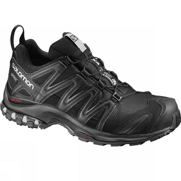 Salomon Women's XA Pro 3D Gore-Tex Black/Black/Mineral Grey