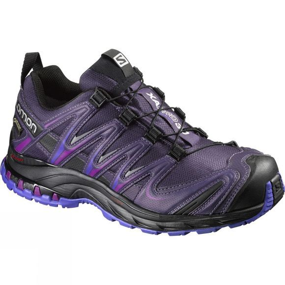 Salomon Women's XA Pro 3D Gore-Tex Nightshade Grey/Black/Spectrum