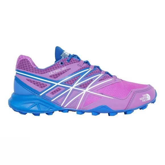 The North Face Womens Ultra MT Shoe Sweet Violet/Amparo Blue