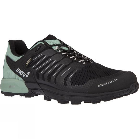 Inov-8 Women's Roclite 315 GTX Black/Green