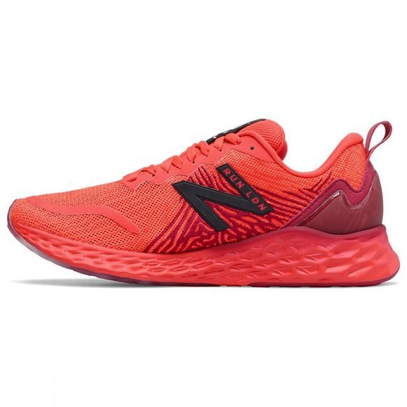 New Balance Women's Fresh Foam Tempo Red/London Edition