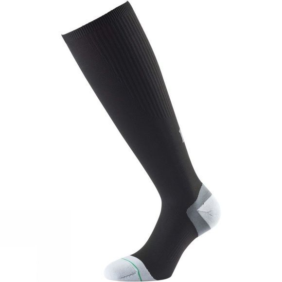 1000 Mile Compression Sock Black