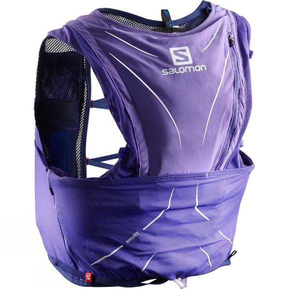 Salomon Advanced Skin 12 Set Purple Opulence/Medieval Blue