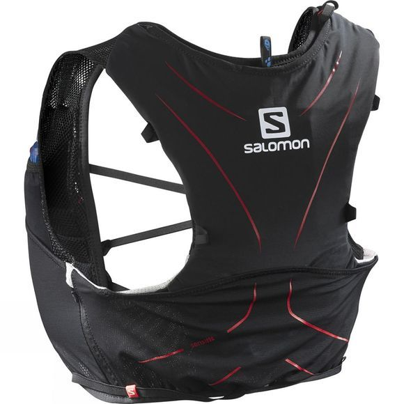 Salomon Advanced Skin 5 Set Black/Black/Matador