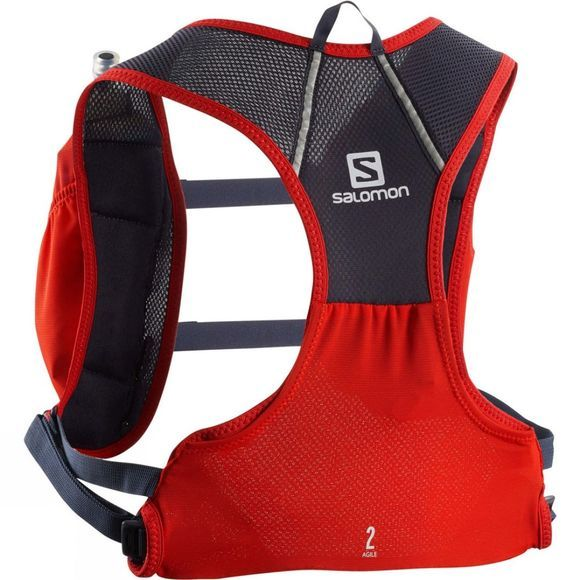 Salomon Agile 2 Set Fiery Red/Graphite