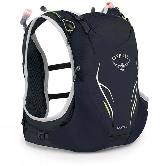 Osprey Duro 6 Hydration Pack Alpine Black