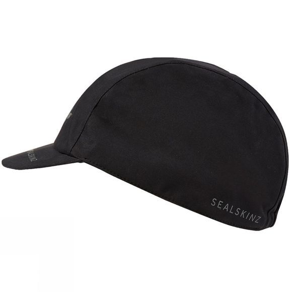 SealSkinz Waterproof Cycle Cap Black
