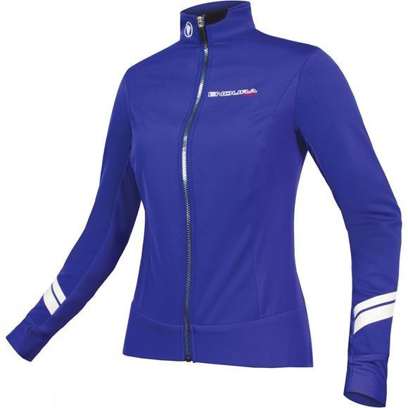 Endura Womens Pro SL Thermal Windproof Jacket CobaltBlue