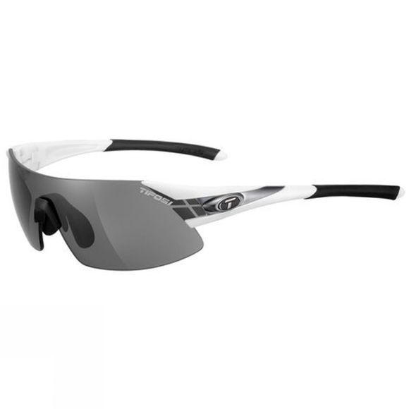 Tifosi Podium XC Sunglasses White/Gunmetal