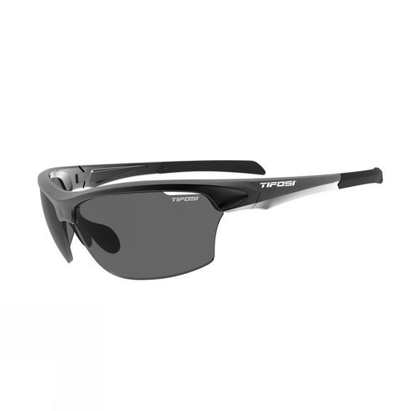 Tifosi Intense Sunglasses Gloss Black/Smoke