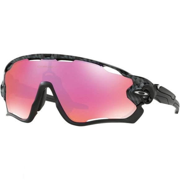 Oakley Jawbreaker Sunglasses Carbon / Prizm Trail