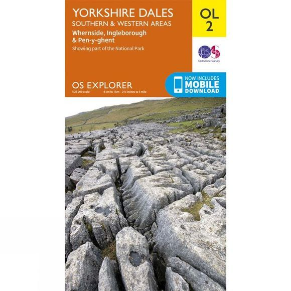 Yorkshire Dales - Southern & Western Area