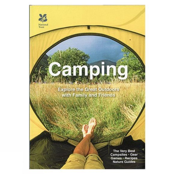 Pavilion Camping: Explore the Great Outdoors With Family &  Friends Book 1st ed, May 2016