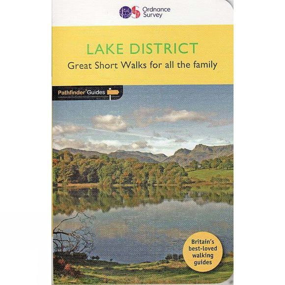 Jarrold Publishing Lake District Pathfinder Guide 3 Dec 2016